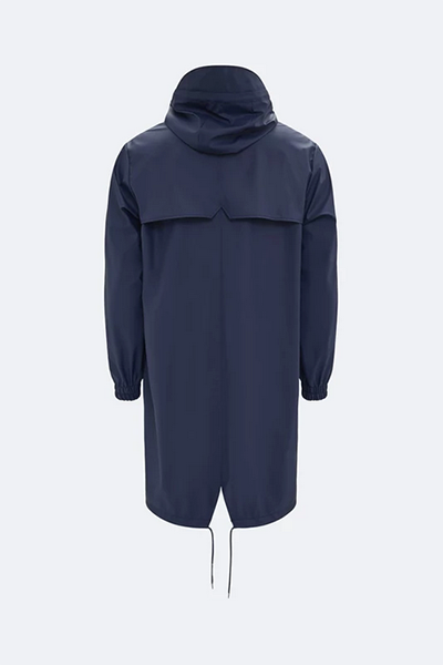 Fishtail Parka - Blue