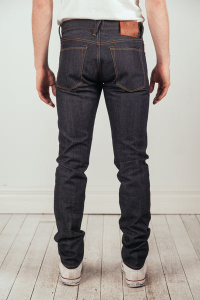 The Pen Slim Selvedge - Indigo