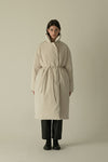 Duck Down Puffer Coat