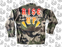 French Camo Jacket - Choose your back print! Order by 1/12/19 for pre-Christmas delivery