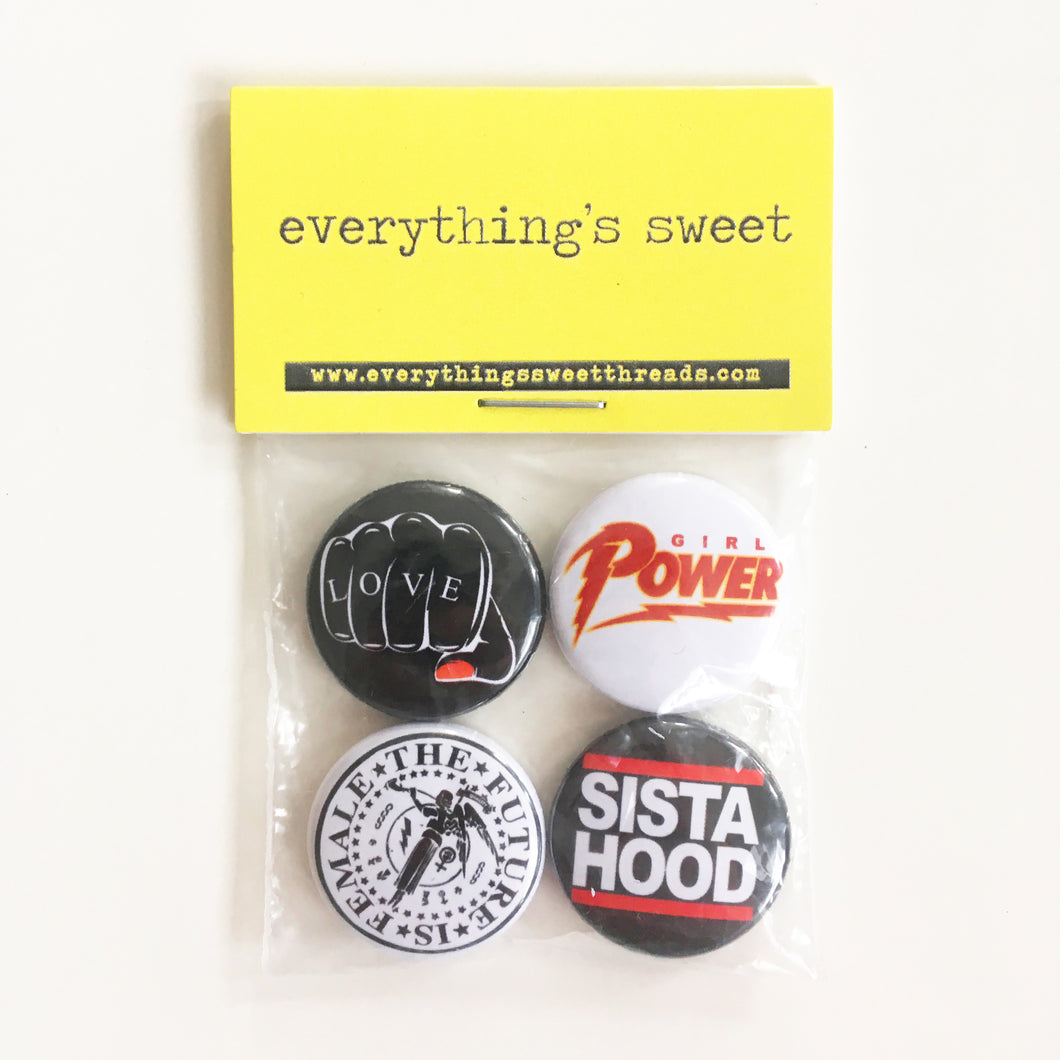 PIN BADGE PACK