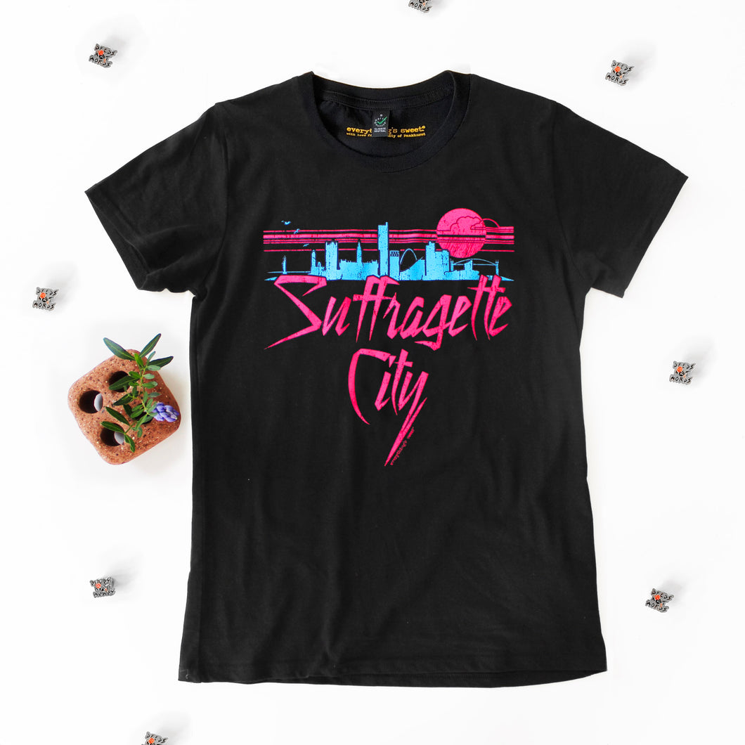 'SUFFRAGETTE CITY' Adult T