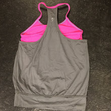Ivivva Gray and Pink Double Top