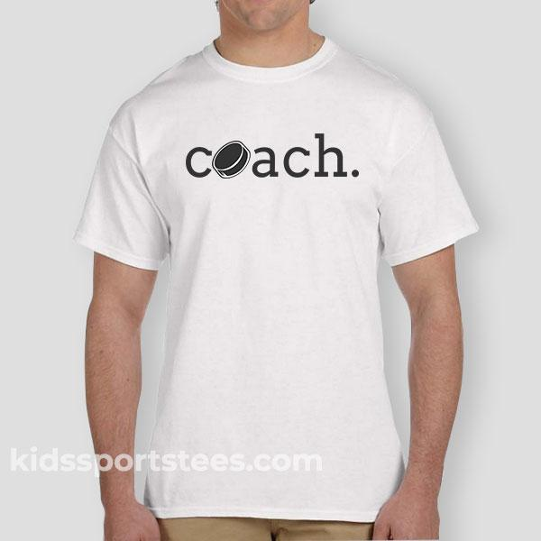 Hockey Coach Gift T-Shirt