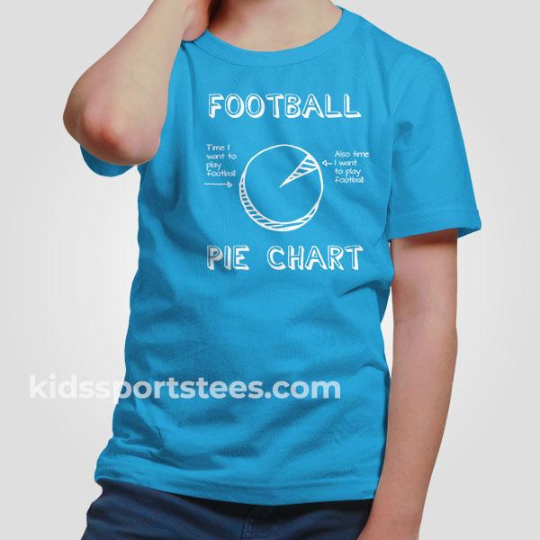 Funny Kids Football T-Shirt