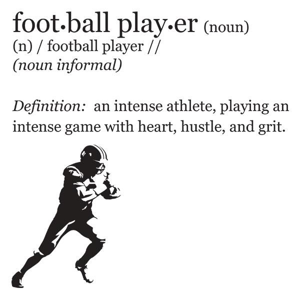 Football Definition T-Shirt