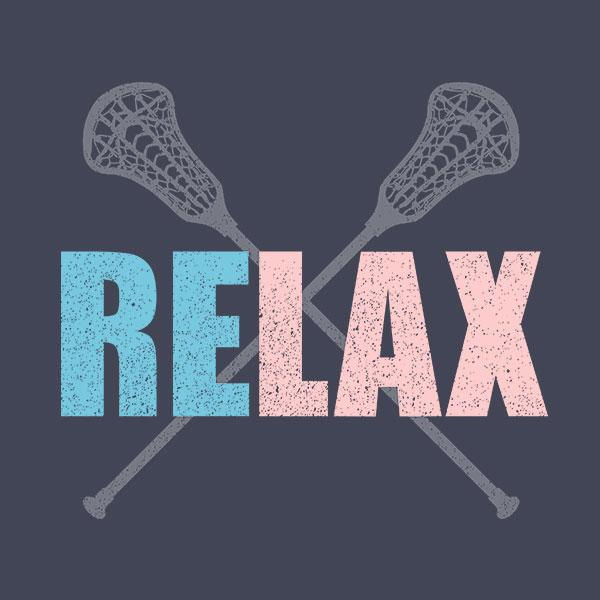 Relax Lacrosse T-Shirt