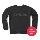 Cynical Pullover + Postcard Pack