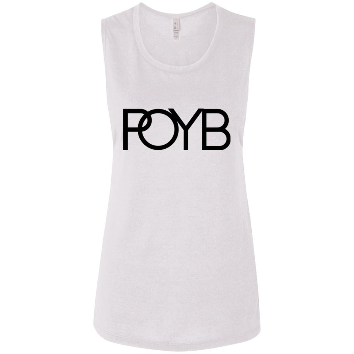 POYB: Ladies' Flowy Muscle Tank