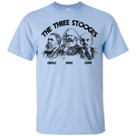 The Three Stooges: Youth Ultra Cotton T-Shirt