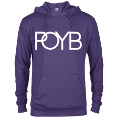 POYB(WHITE) :French Terry Hoodie