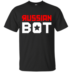 RUSSIAN BOT: Ultra Cotton T-Shirt
