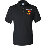 Just Say NYET: Jersey Polo Shirt