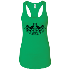 PBG Couture: Ladies Ideal Racerback Tank