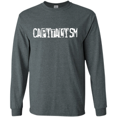 Capitalism: LS Ultra Cotton T-Shirt