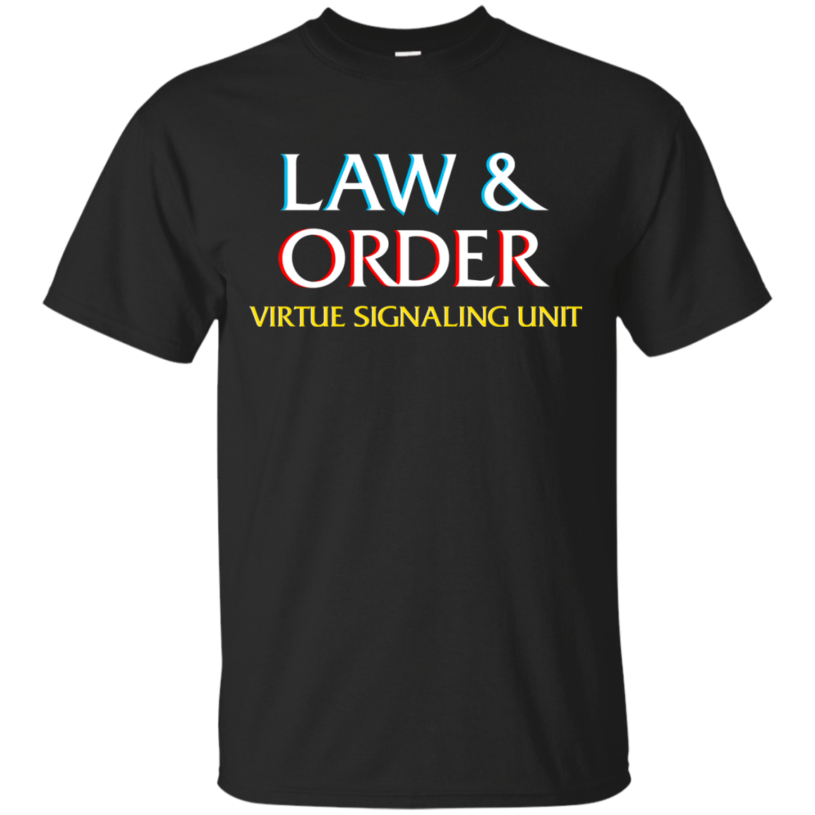 Law and Order VSU: Ultra Cotton T-Shirt