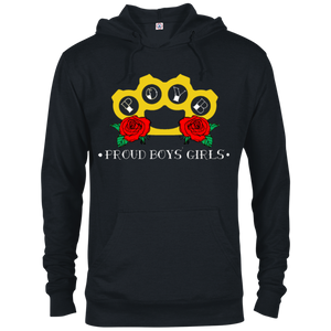 BRASS KNUCKLES :French Terry Hoodie