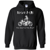 Go West: Pullover Hoodie
