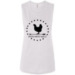 BBH:Ladies' Flowy Muscle Tank