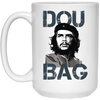 DouCHEbag: 15 oz. White Mug