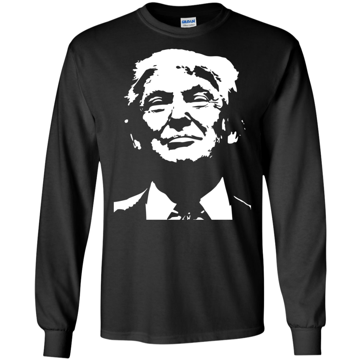 CAN'T STUMP THE TRUMP: LS Ultra Cotton T-Shirt