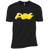 PBG GOLD: Premium Short Sleeve T-Shirt
