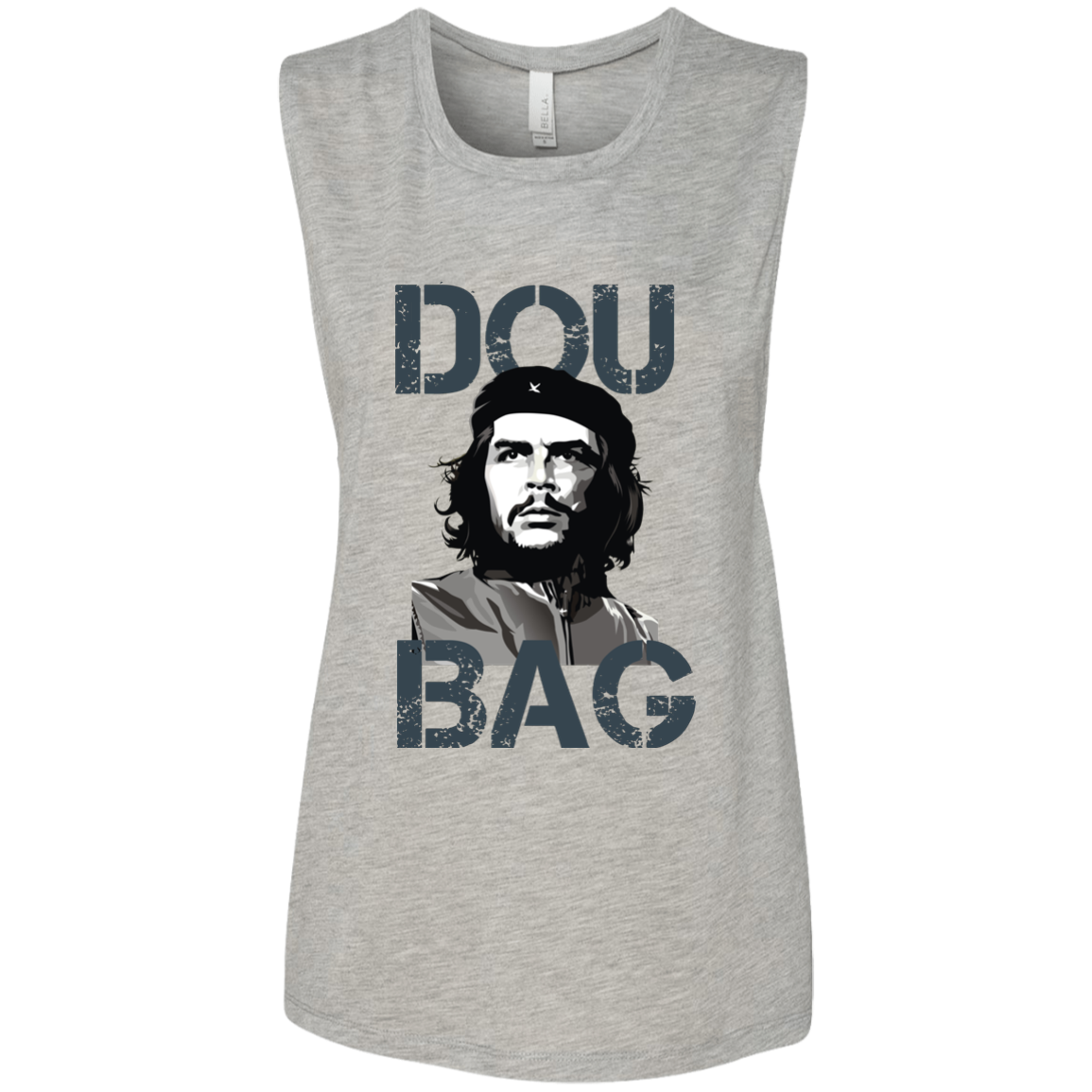 DouCHEbag: Ladies' Flowy Muscle Tank