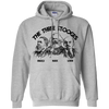 The Three Stooges: Pullover Hoodie 8 oz.