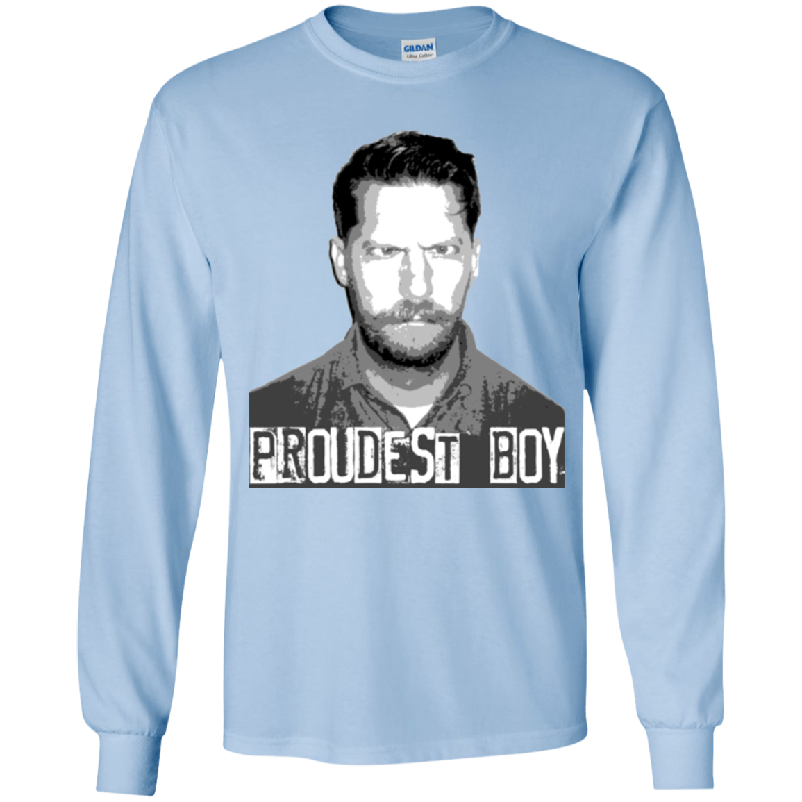 PROUDEST BOY: Youth LS T-Shirt