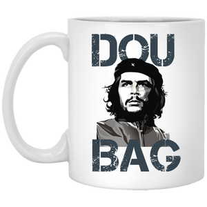 DouCHEbag: 11 oz. White Mug