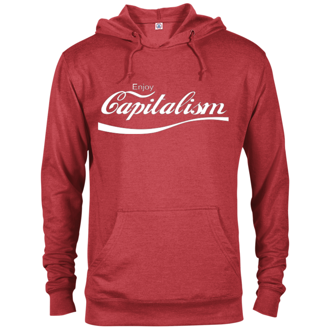 Enjoy Capitalism: French Terry Hoodie