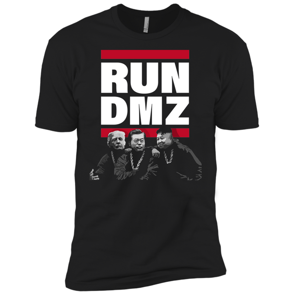 RUN DMZ:  Premium Short Sleeve T-Shirt