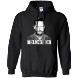 Proudest Boy: Pullover Hoodie
