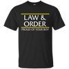 LAW & ORDER: Ultra Cotton T-Shirt