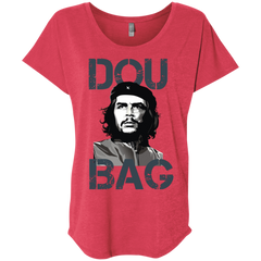 DouCHEbag: Ladies' Triblend Dolman Sleeve