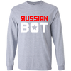 RUSSIAN BOT: LS Ultra Cotton T-Shirt
