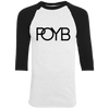 YOUTH POYB: Youth Colorblock Raglan Jersey