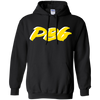 PBG GOLD: Pullover Hoodie 8 oz.