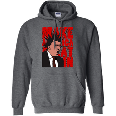 The New Punk: Pullover Hoodie 8 oz.