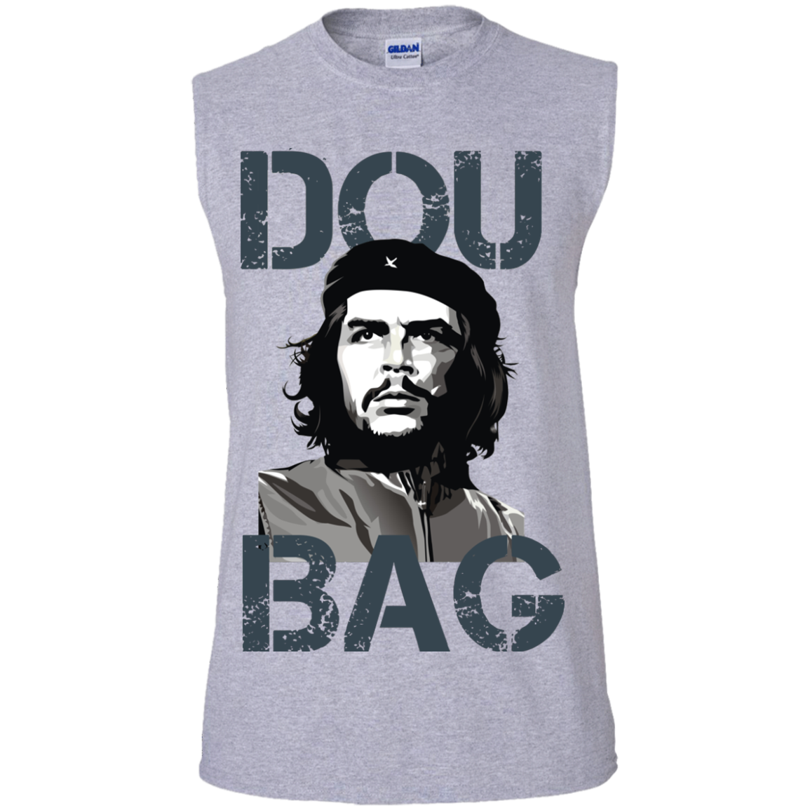 DouCHEbag: Ultra Cotton Sleeveless T-Shirt