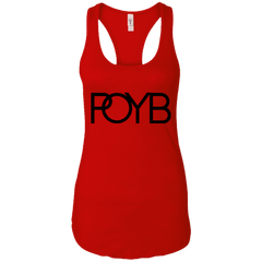 POYB: Ladies Ideal Racerback Tank