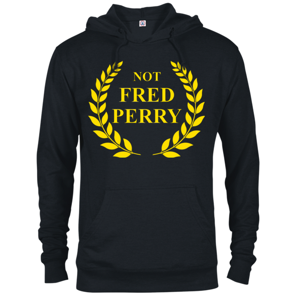 Not Fred Perry: French Terry Hoodie