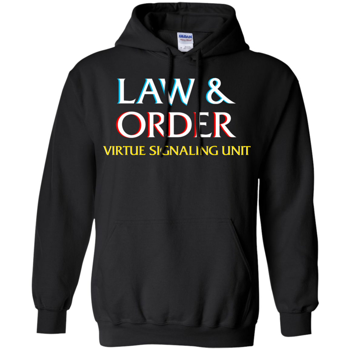 Law and Order VSU: Pullover Hoodie