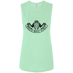 PBG Couture: Ladies' Flowy Muscle Tank