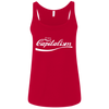 Enjoy Capitalism: Ladies' Relaxed Jersey Tank