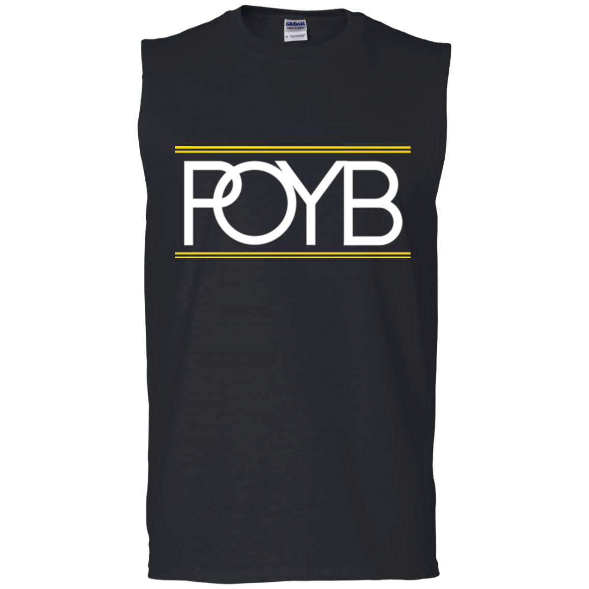 POYB (PB): Men's Ultra Cotton Sleeveless T-Shirt
