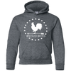 YOUTH BWC: Youth Pullover Hoodie