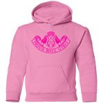 PBG Couture: Toddler Pullover Hoodie