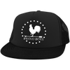 BWC: Trucker Hat with Snapback