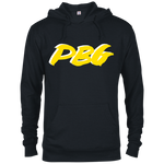 PBG(GOLD): French Terry Hoodie